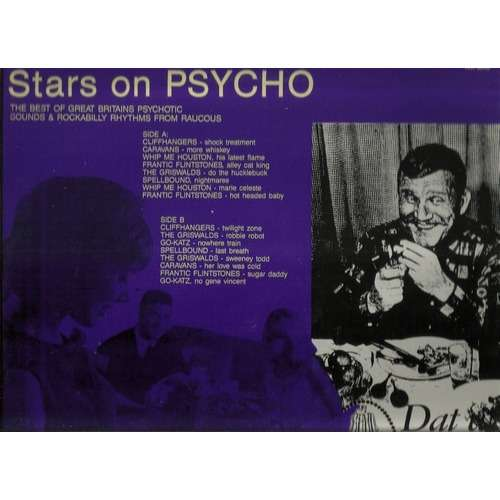 go-katz frantic flinstones spellbound stars on psycho