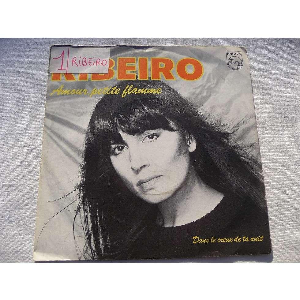 Catherine Ribeiro amour,petite flamme / dans le creux de ta nuit