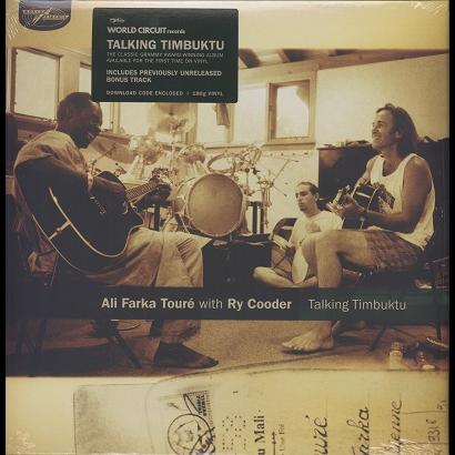 Ali Farka Touré with Ry Cooder Talking Timbuktu