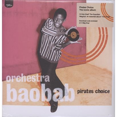 Orchestra Baobab pirates choice