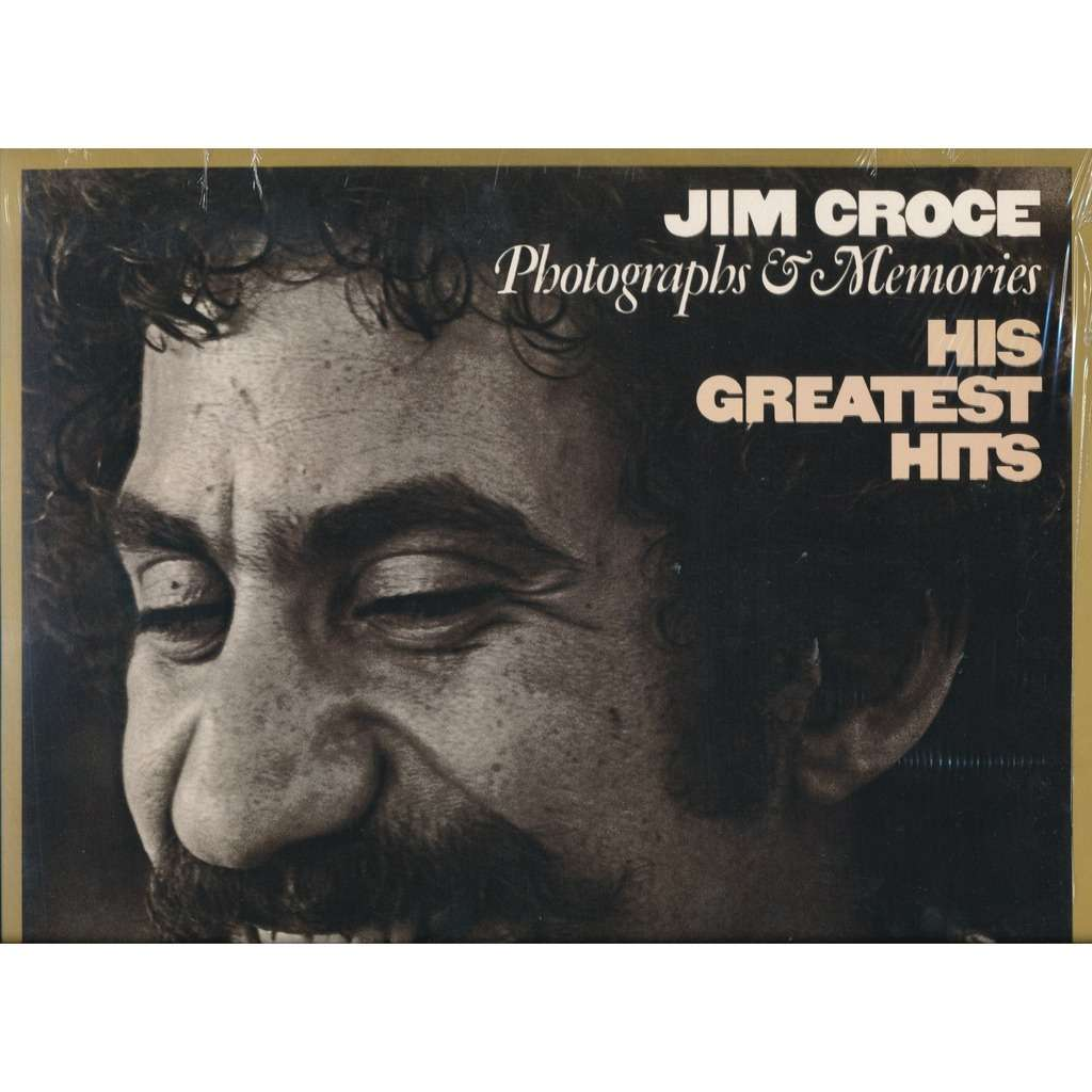 Jim Croce - Photographs And Memories Lyrics