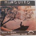 MINGUITO - Lamento de Minguito / Conesequencia rua C 10 - 7inch (SP)