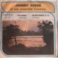 JOHNNY ROGER ET SON ENSEMBLE COCORICO - Juliana / Kundimba G.G. - 7inch (SP)