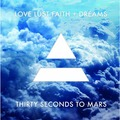 THIRTY SECONDS TO MARS - Love Lust Faith + Dreams (lp) Ltd Edit Gatefold Sleeve -E.U - LP