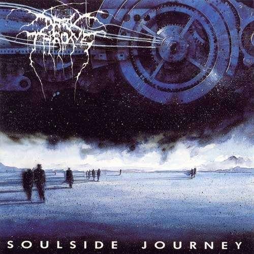 DARKTHRONE Soulside Journey. Digipack CD