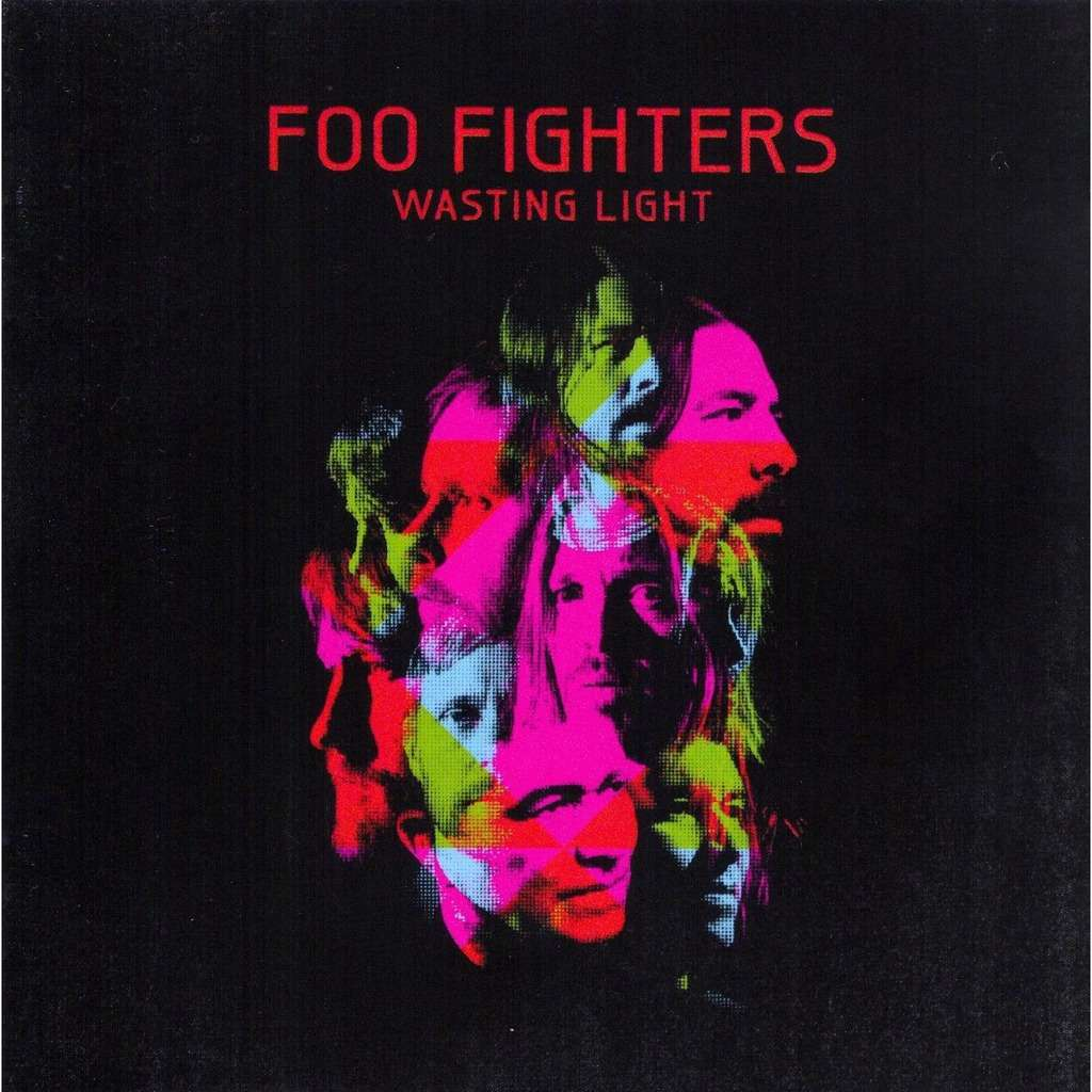 Wasting Light By Foo Fighters Cd With Kamchatka Ref