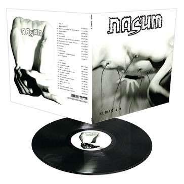 NASUM Human 2.0. Black Vinyl