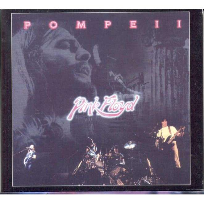 Pink Floyd Pompeii (Ltd 10-trk live CD digipack ps)