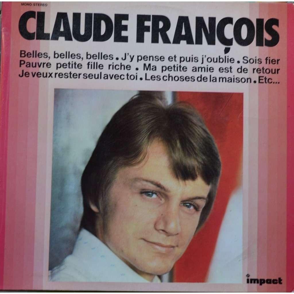 CLAUDE FRANCOIS BELLES, BELLES, BELLES...