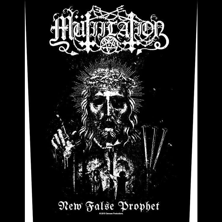 Mutiilation New False Prophet Back Patch Patch For Sale