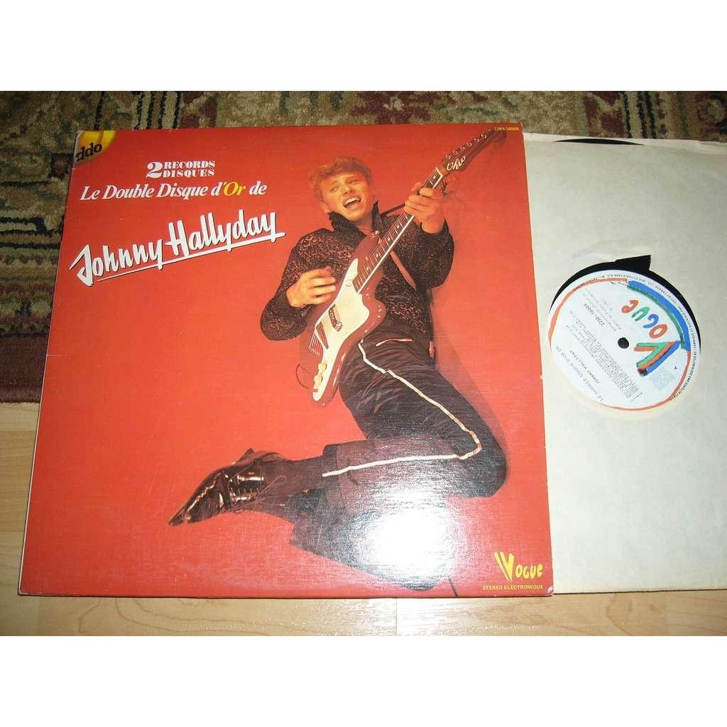 johnny hallyday johnny hallyday le disque d'or de johnny hallyday pressage canadien album double