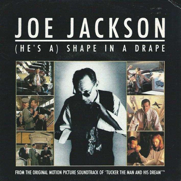 JACKSON JOE (he's a) shape in a drape / speedway