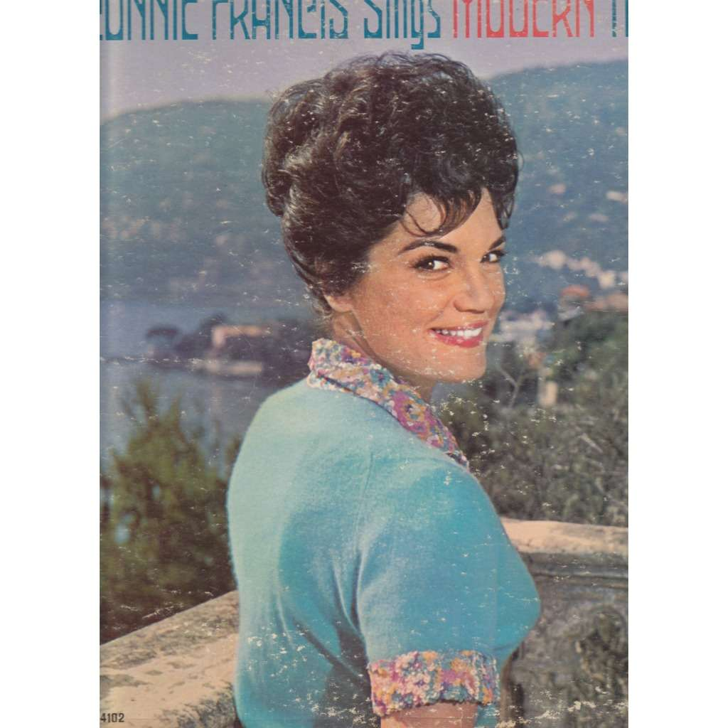 Connie Francis - Be Anything (But Be Mine) / Tommy