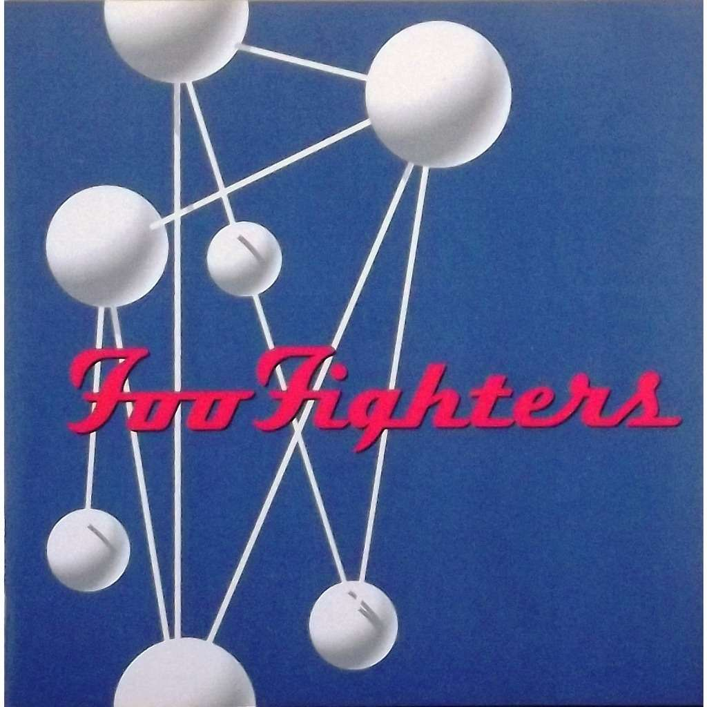 Colour And The Shape Cd 13 Tracks By Foo Fighters Cd
