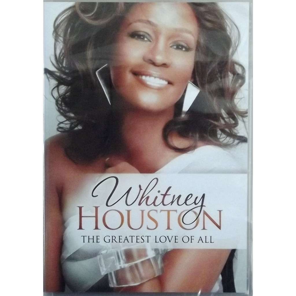 The Greatest Love Of All Dvd By Whitney Houston Dvd