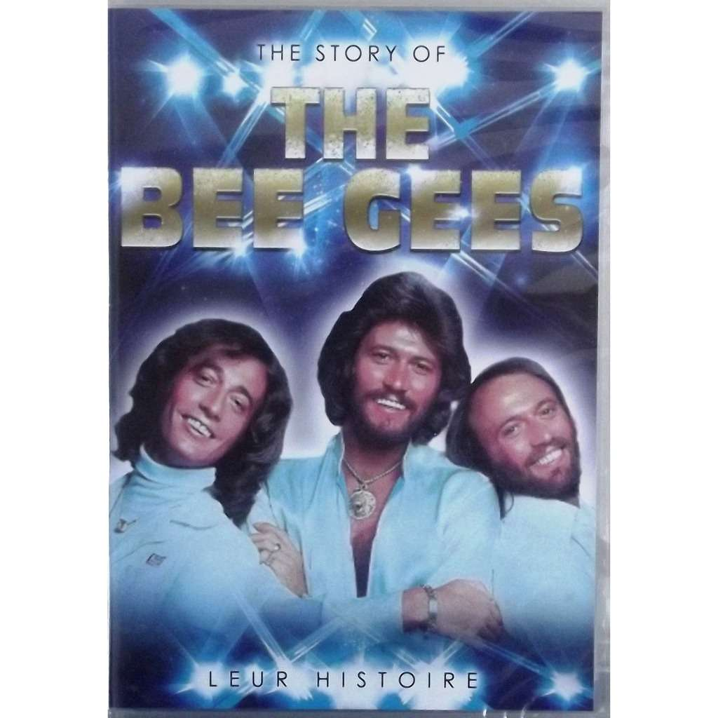 The Story Of Bee Gees Dvd By Bee Gees Dvd With Vinyl59