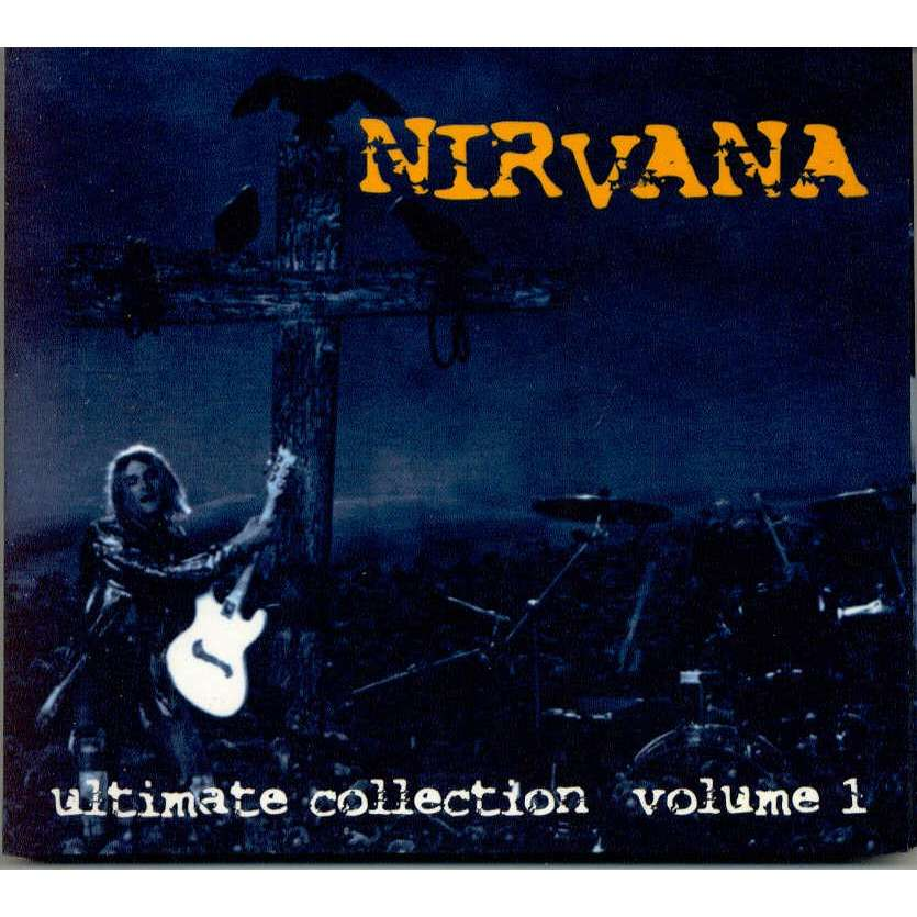 abe4b93585 Nirvana Ultimate Collection Volume 1 (Euro Ltd 22-trk live CD digipack ps)