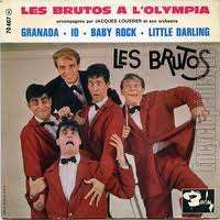 BRUTOS A L OLYMPIA granada 10 baby rock little dancing