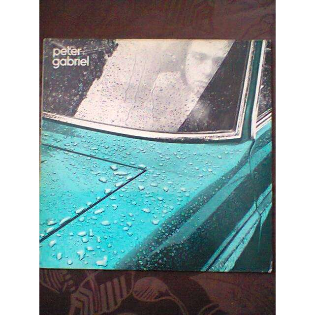 peter gabriel 1er album Car