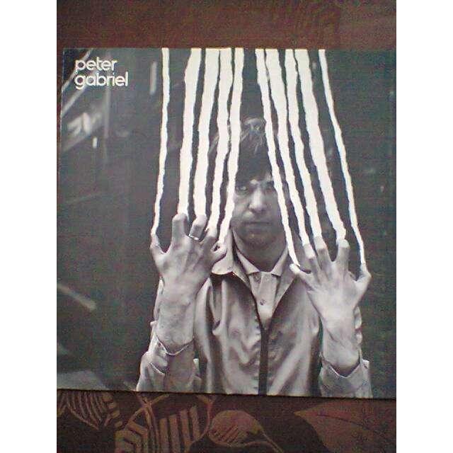 Peter Gabriel 2ème album Scratch