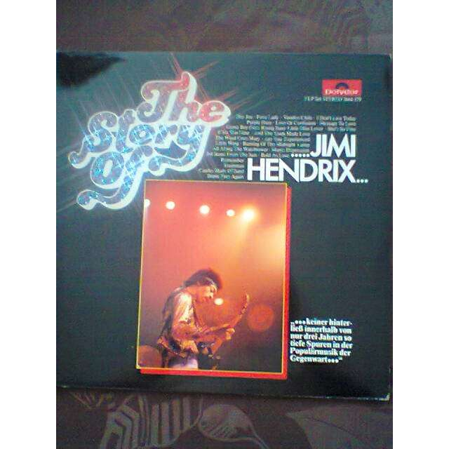 Jimi Hendrix The Story Of Jimi Hendrix