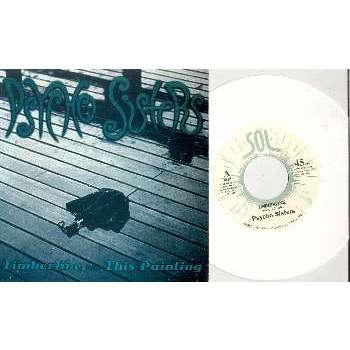 Psycho Sisters TIMBERLINE (USA 1994 LTD 2-TRK 7 SINGLE WHITE VINYL FULL PS)