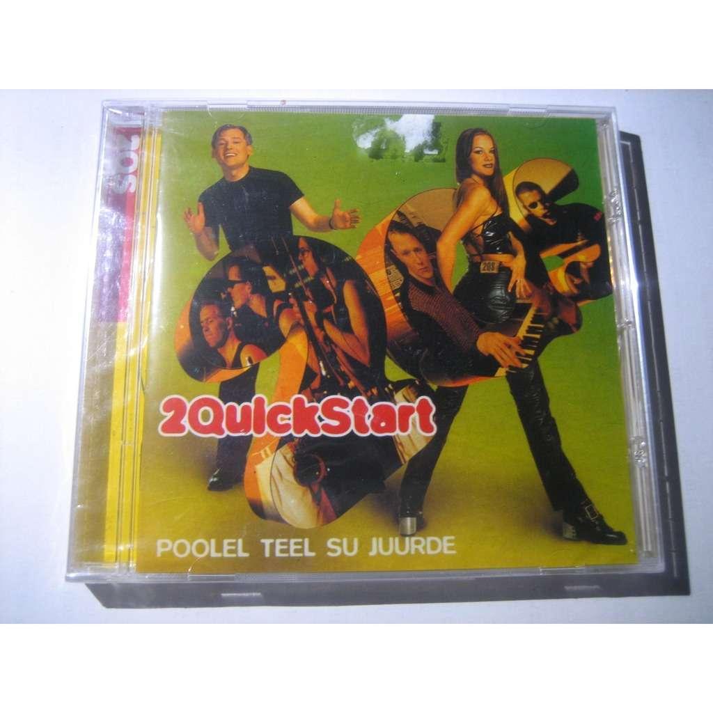 2 QUICK START POOLEL TEEL SU JUURDE (europop)