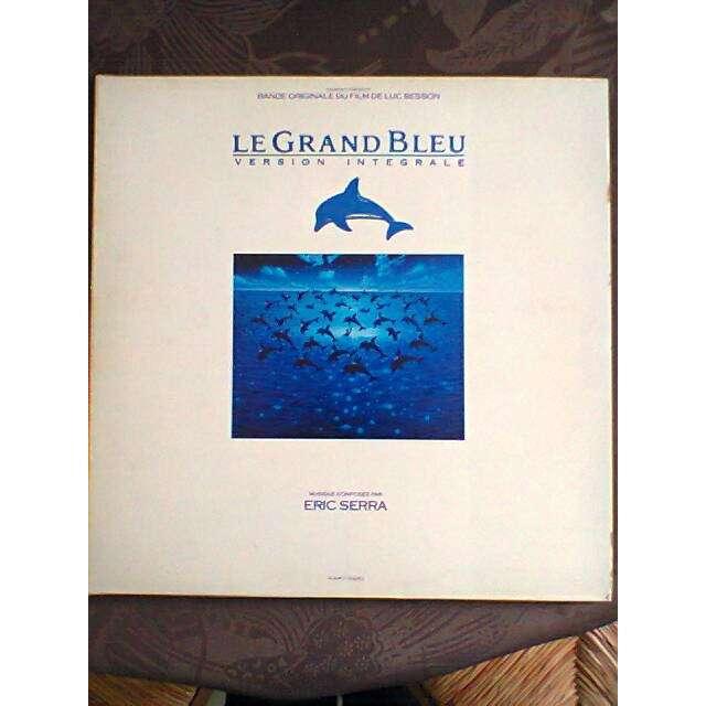 Eric Serra le grand bleu (version intégrale) - bande original du film de Luc Besson