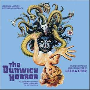 Les Baxter The Dunwich Horror