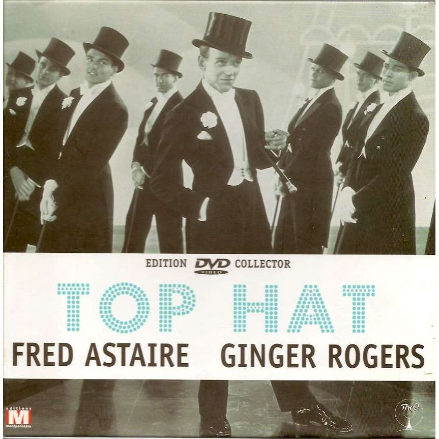 fred astaire ginger rogers top hat