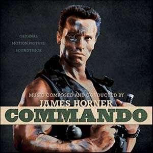 James Horner Commando