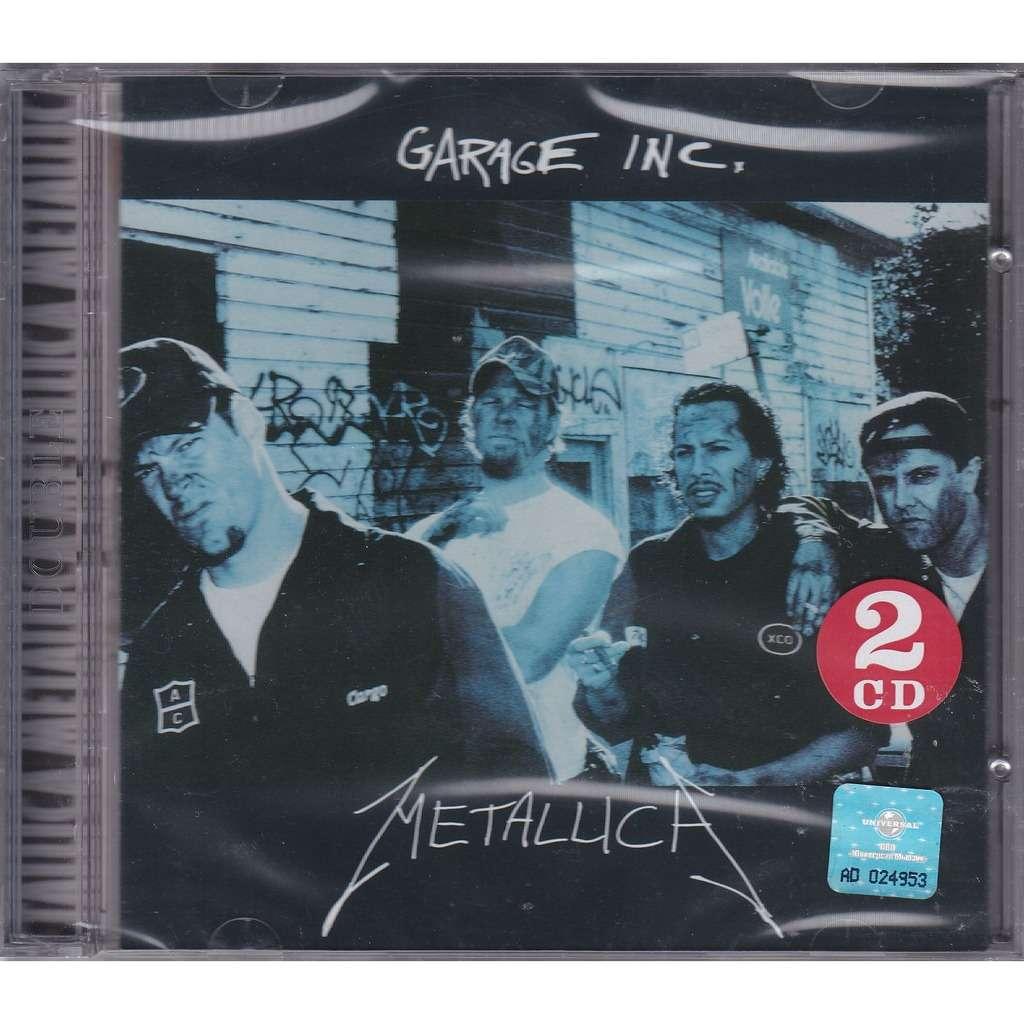 Garage Inc 2cd By Metallica Cd X 2 With Rarervnarodru Ref 117462582