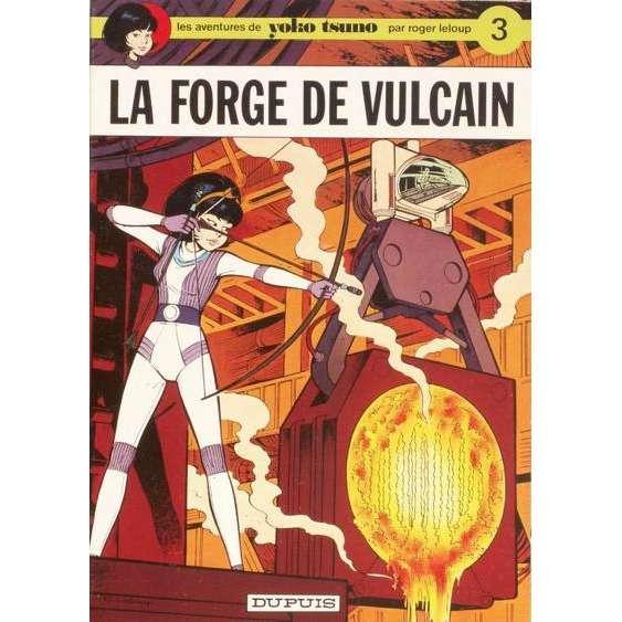 Yoko Tsuno La forge de Vulcain -tome 3