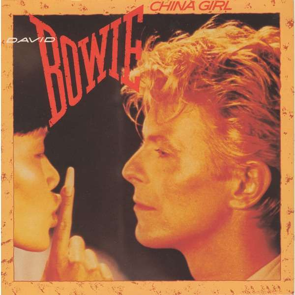 Bowie David China girl / Shake it