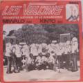 LES VOLCANS - Miwalo / Kinto - 7inch (SP)