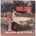 DAUDI KABAKA AND THE T.B. EAGLES - Helule - LP