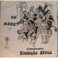 CONJUNTO EVOLUCAO AFRICA - So merengue vol. 1 - LP