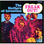 FRANK ZAPPA / THE MOTHERS OF INVENTION - FREAK OUT ! (Remasterisé) - CD