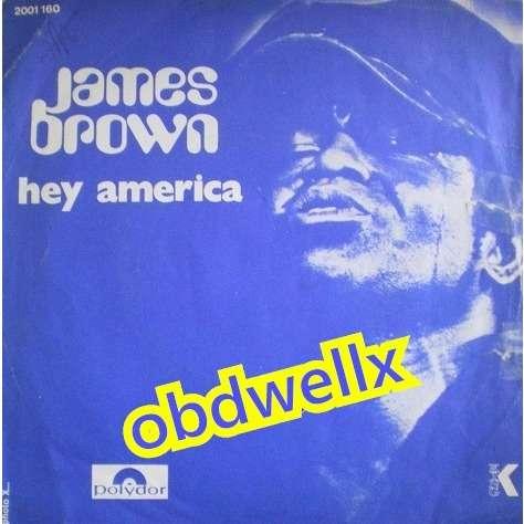 BROWN James Hey America/69