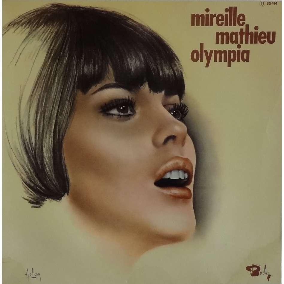 MIREILLE MATHIEU - ( ASLAN ) à l'olympia