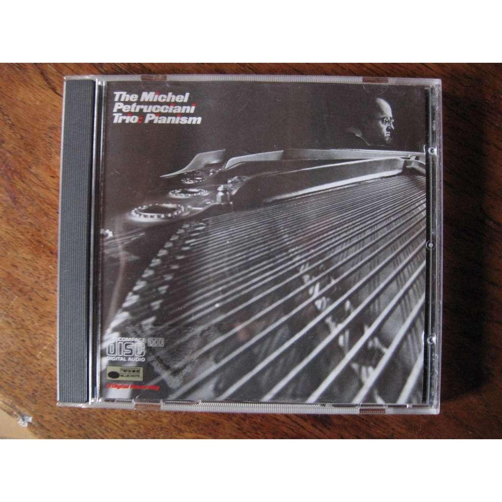 Michel Petrucciani Trio Pianism
