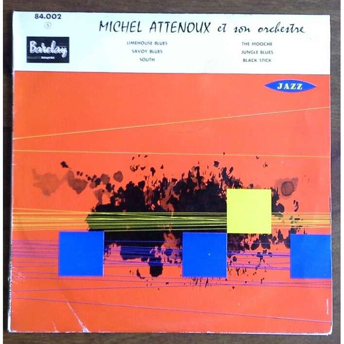 Michel Attenoux Et Son Orchestre Jazz