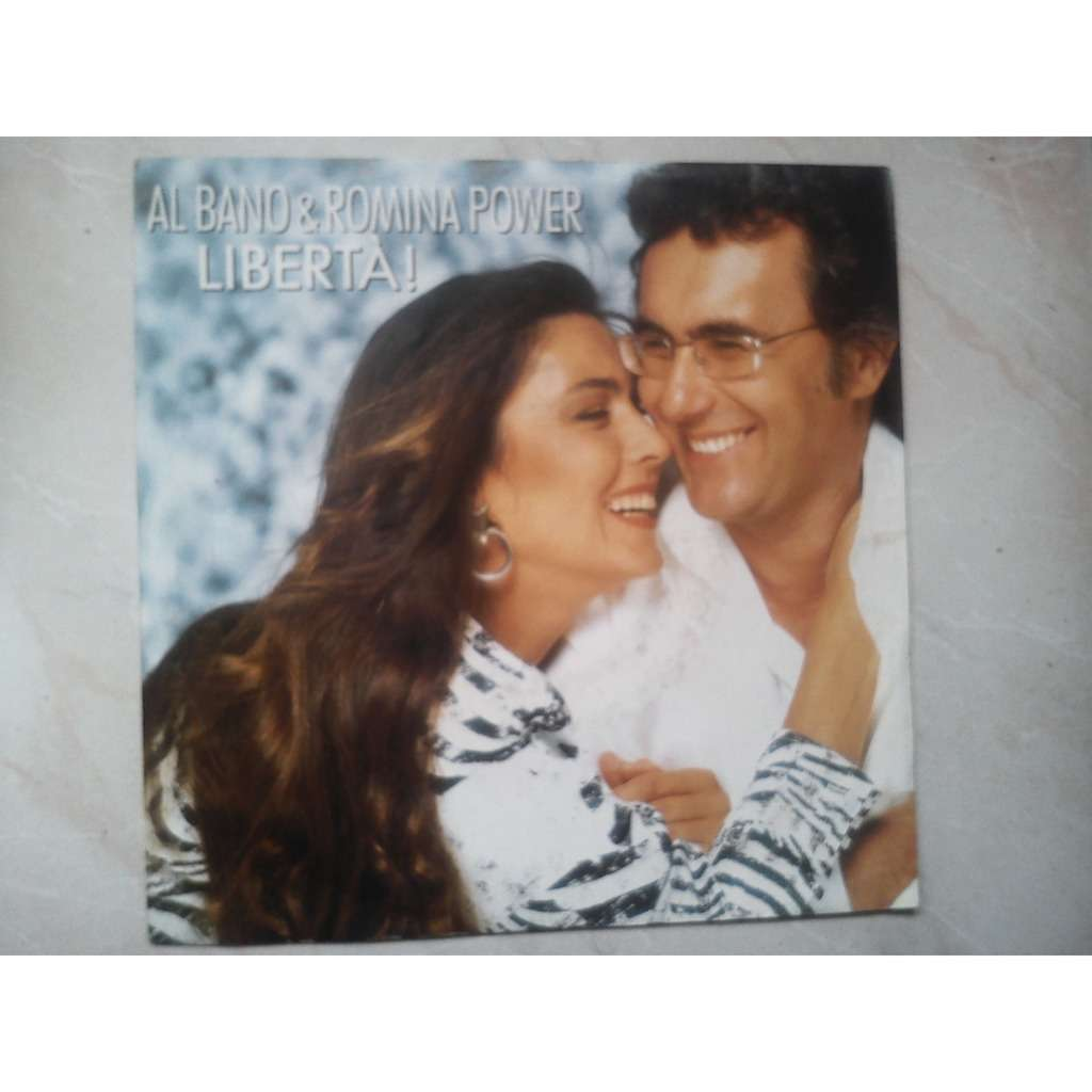 Liberta by al bano romina power sp with brando51 ref for Al bano romina power