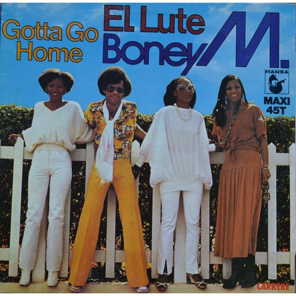 Gotta Go Home By Boney M 12inch With Pycvinyl Ref 117473382