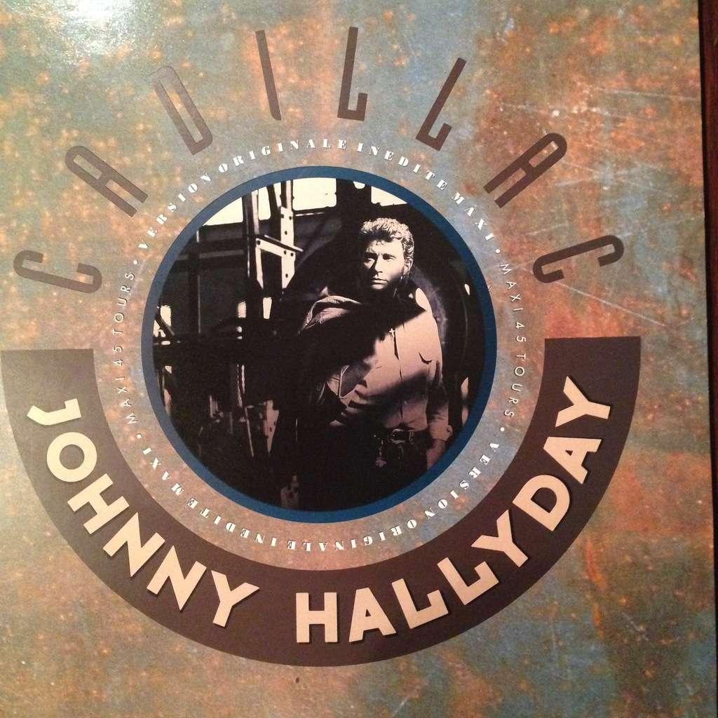 Johnny Hallyday Cadillac : cadillac de johnny hallyday maxi 45t chez manolitto ref 117479125 ~ Maxctalentgroup.com Avis de Voitures