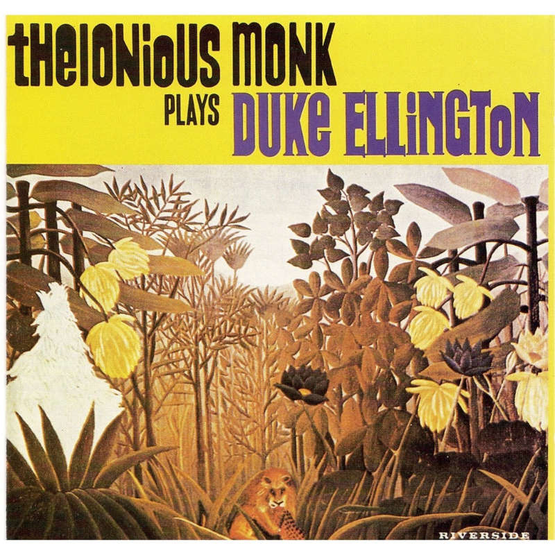 Image result for thelonious monk plays duke ellington