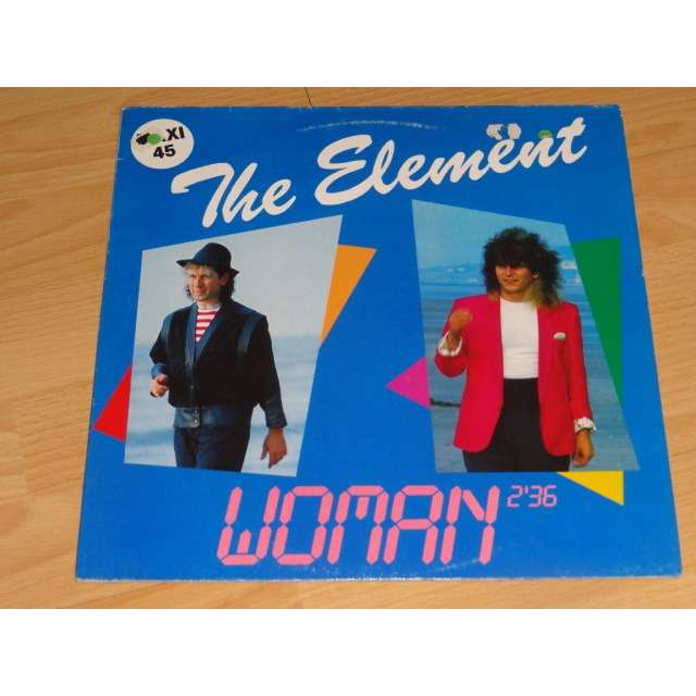 the element woman