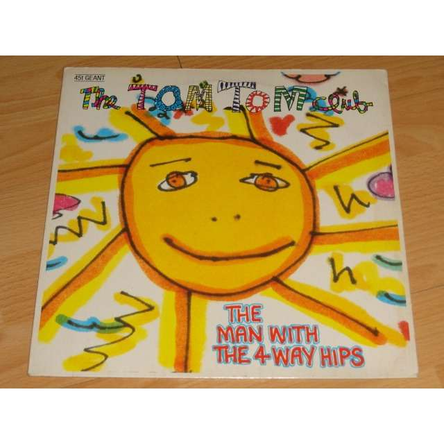tom tom club the man with the 4 way hips