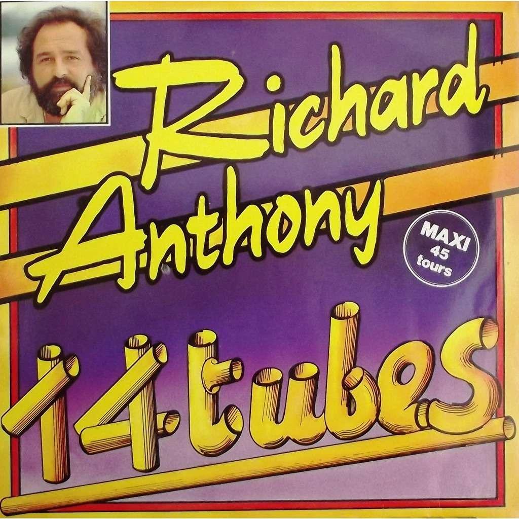 Richard Anthony 14 Tubes