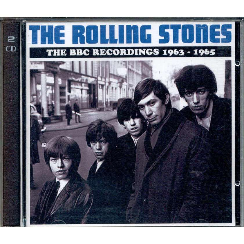 the bbc recordings 1963 1965 rolling stones cd2枚 売り手